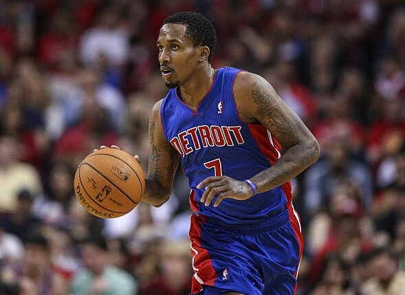 Detroit Pistons: Can Brandon Jennings Be A Steadying ...
