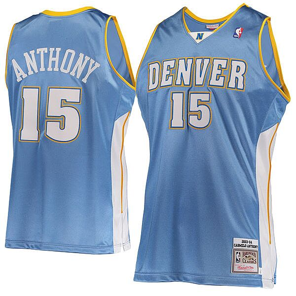 Men S Denver Nuggets Alex English Mitchell Ness Royal: NBA Throwback Jersey Gift Guide For All 30 Teams