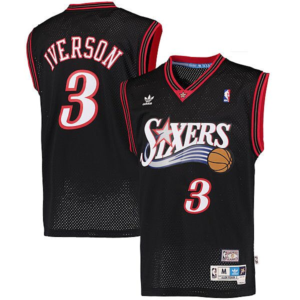 free shipping 51fcc 83245 NBA Throwback Jersey Gift Guide: 10 items for old-school ...