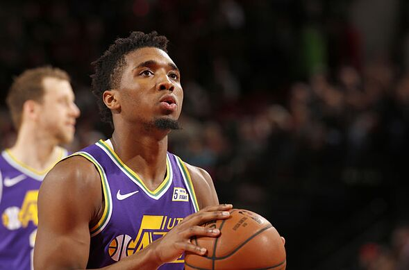 premium selection f9ba0 3dc5d Utah Jazz: 5 gifts on wish list against Blazers on Christmas Day