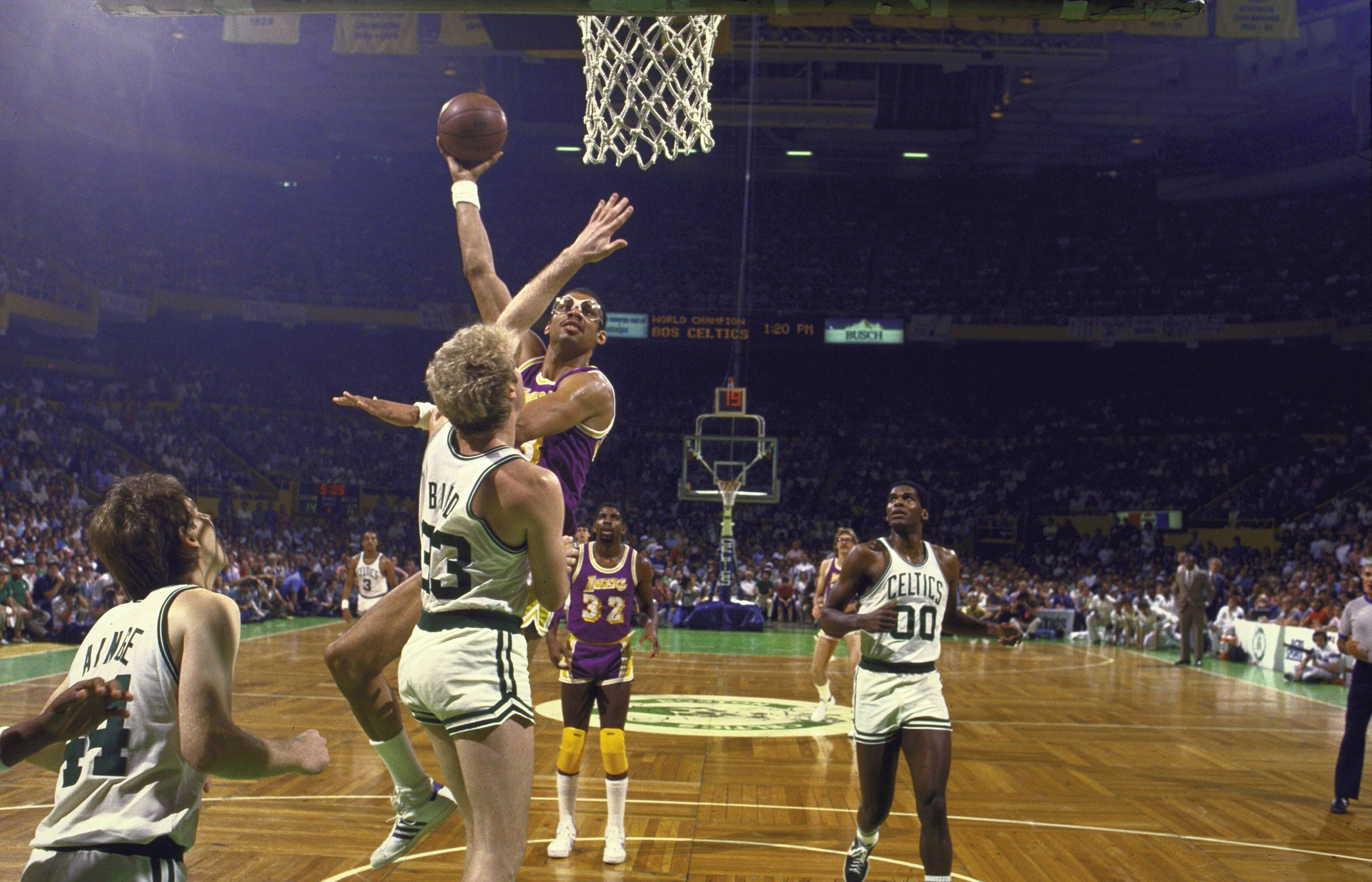 NBA Finals: 25 Greatest Individual Performances Of All ...