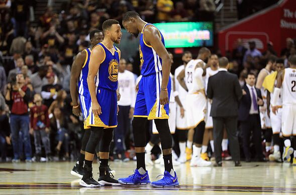 low priced 69339 09759 Golden State Warriors: 5 keys to beating Cavaliers in 2018 ...