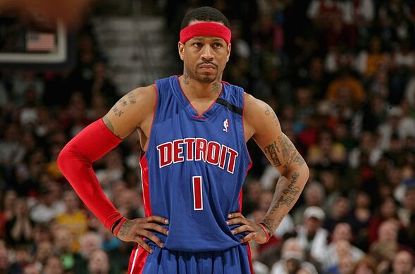 info for 28fae 2350f Detroit Pistons: 15 stars you forgot played for the team ...