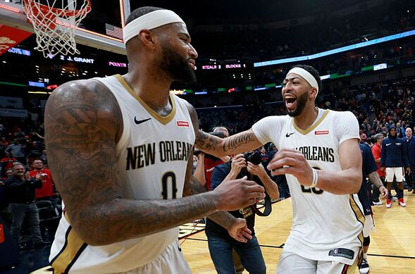 New Orleans Pelicans: Top 10 moments from 2017-18 NBA season