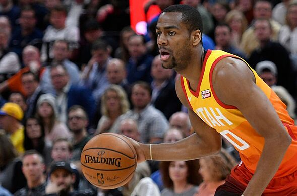 de6f89f2d20c Utah Jazz  Finding a potential trade partner for Alec Burks
