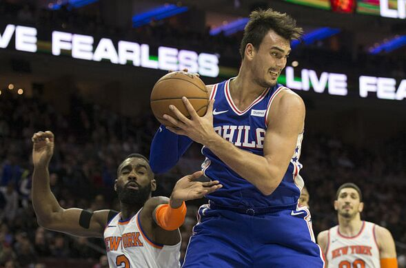 Philadelphia 76ers  3 goals for Dario Saric in 2018-19 - Page 2 7992a4897