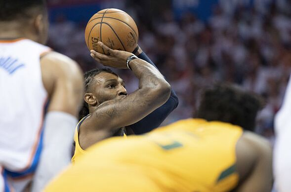 2f266051f Utah Jazz  3 goals for small forward Jae Crowder in 2018-19 - Page 4