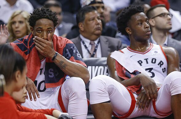 89093f76bc3 Toronto Raptors: 3 takeaways from Game 2 vs. Cavaliers - Page 2