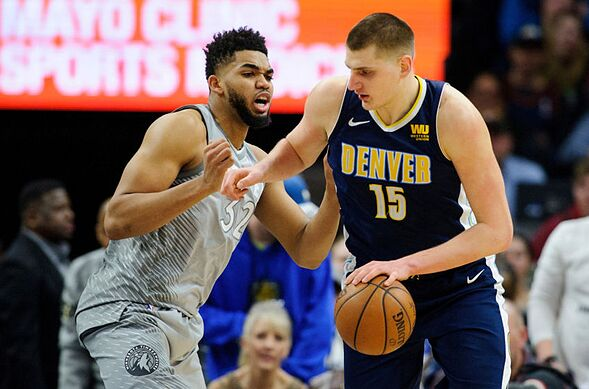Image result for centers nba