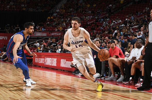 147769c63 Los Angeles Lakers  3 reasons Sviatoslav Mykhailiuk was a good pick ...