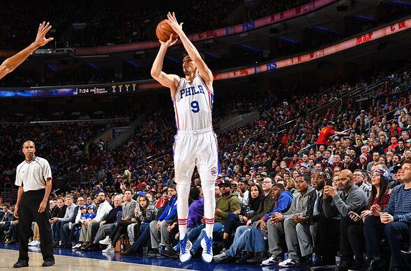 Philadelphia 76ers  5 goals for Dario Saric in 2017-18 - Page 6 d44e2440e