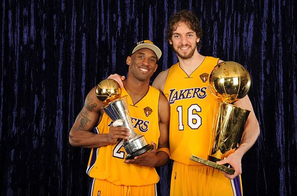 4fb9c446af3 Los Angeles Lakers to retire both of Kobe Bryant s jersey numbers