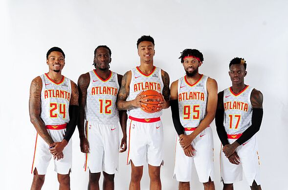 The Atlanta Hawks Have Qualified For NBA Postseason In Each Of Past 10 Years Second Longest Active Streak Here Are Five Reasons Why