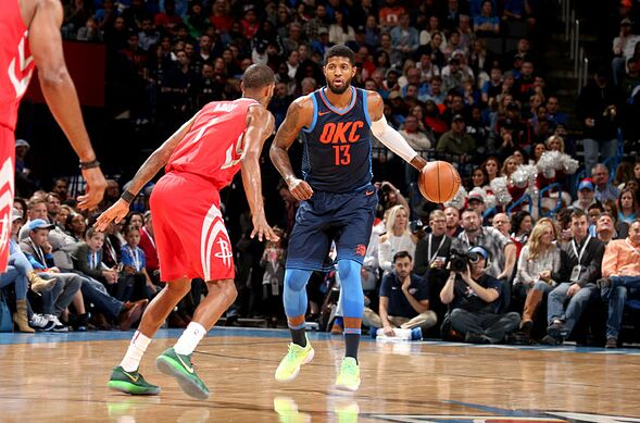 ac83f37fdf1 Oklahoma City Thunder  Takeaways from Christmas Day victory over Houston  Rockets