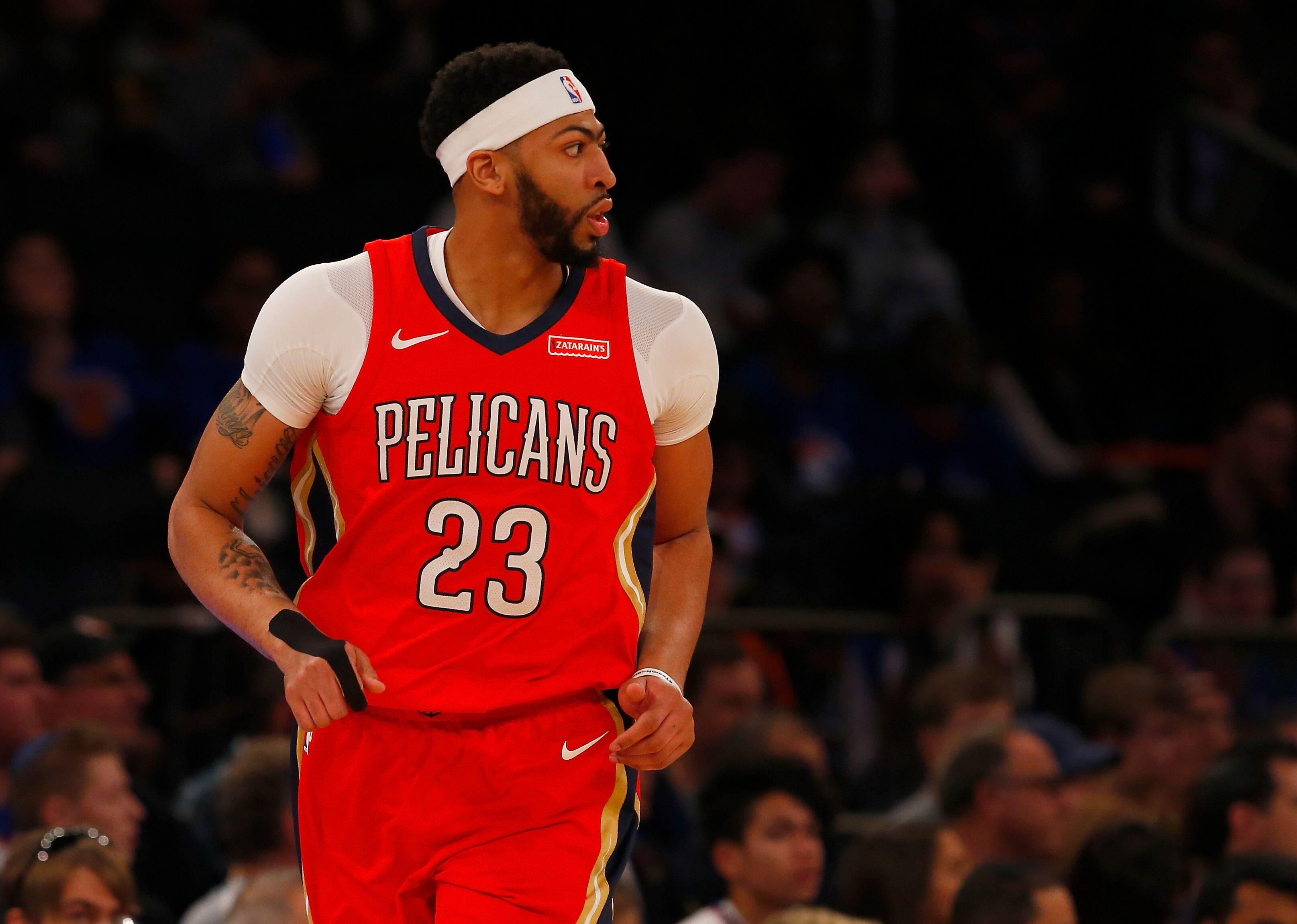 New York Knicks: 3 potential trades for Anthony Davis