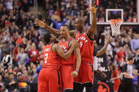ec31919a591 Toronto Raptors  3 thoughts on the 2018-19 schedule