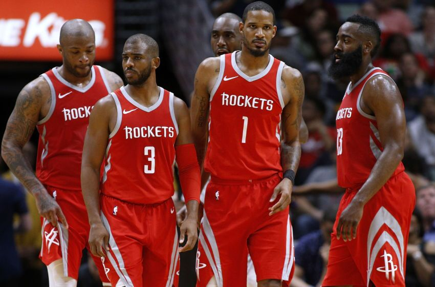 In A Season That Has Managed To Play Out Like An Epic Fairy Tale The Houston Rockets Stand Just One Victory Away From Securing Home Court Advantage