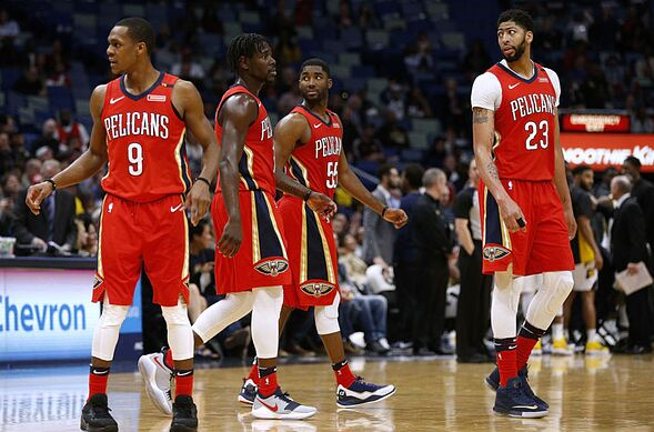 New Orleans Pelicans Top 10 Moments From 2017 18 NBA Season