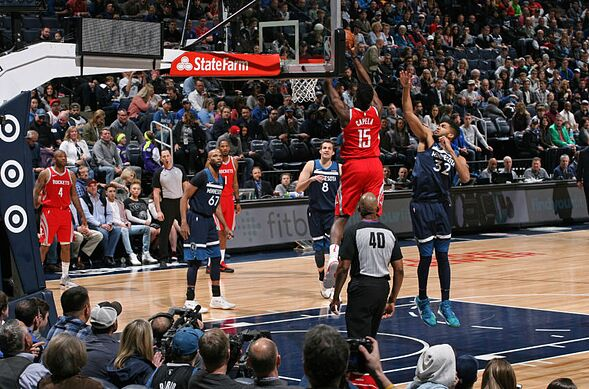 2018 NBA Playoffs: Houston Rockets Vs. Minnesota