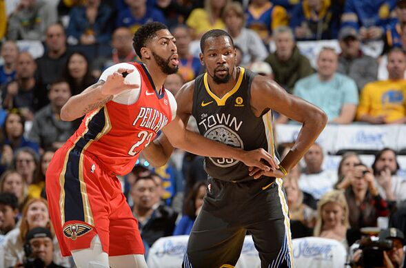 The New Orleans Pelicans And Golden State Warriors Have Moved On Quickly To Second Round What Are Keys Series Which Team Will Win