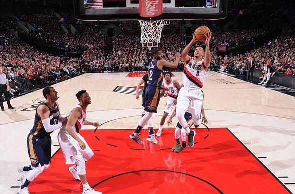 ae5f1b1cc88 Portland Trail Blazers  3 takeaways from Game 1 vs. Pelicans - Page 3