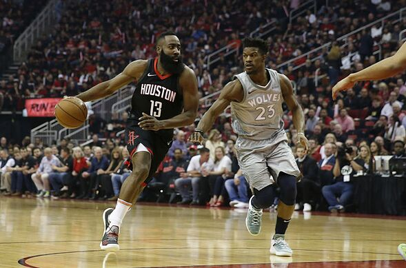 9a623a29a850 Houston Rockets  3 takeaways from Game 1 vs. Timberwolves