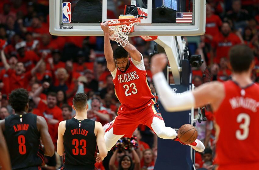 New Orleans Pelicans 3 Takeaways From Game 3 Vs. Blazers