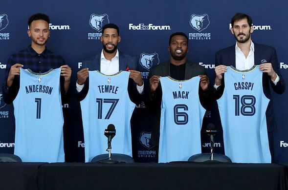 sneakers for cheap fd2a8 50f4b Memphis Grizzlies: How are the offseason acquisitions doing?