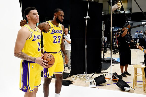 ca3e2baf3af1 Los Angeles Lakers  2018-19 NBA season preview - Page 7
