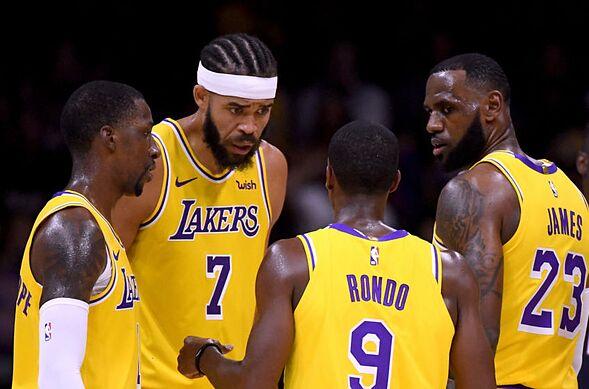 897cdf0211a9 Los Angeles Lakers  2018-19 NBA season preview