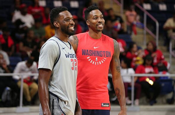 6a02d148254 Washington Wizards  3 goals for Dwight Howard in 2018-19