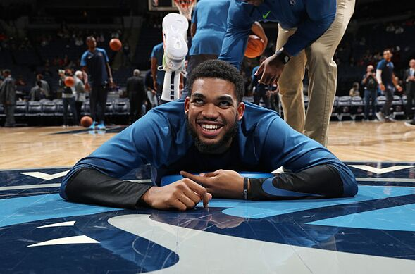 Minnesota Timberwolves: 3 goals for Karl-Anthony Towns in
