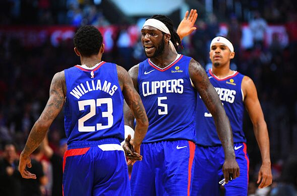 Los Angeles Clippers The perfect home for under-the-radar pl