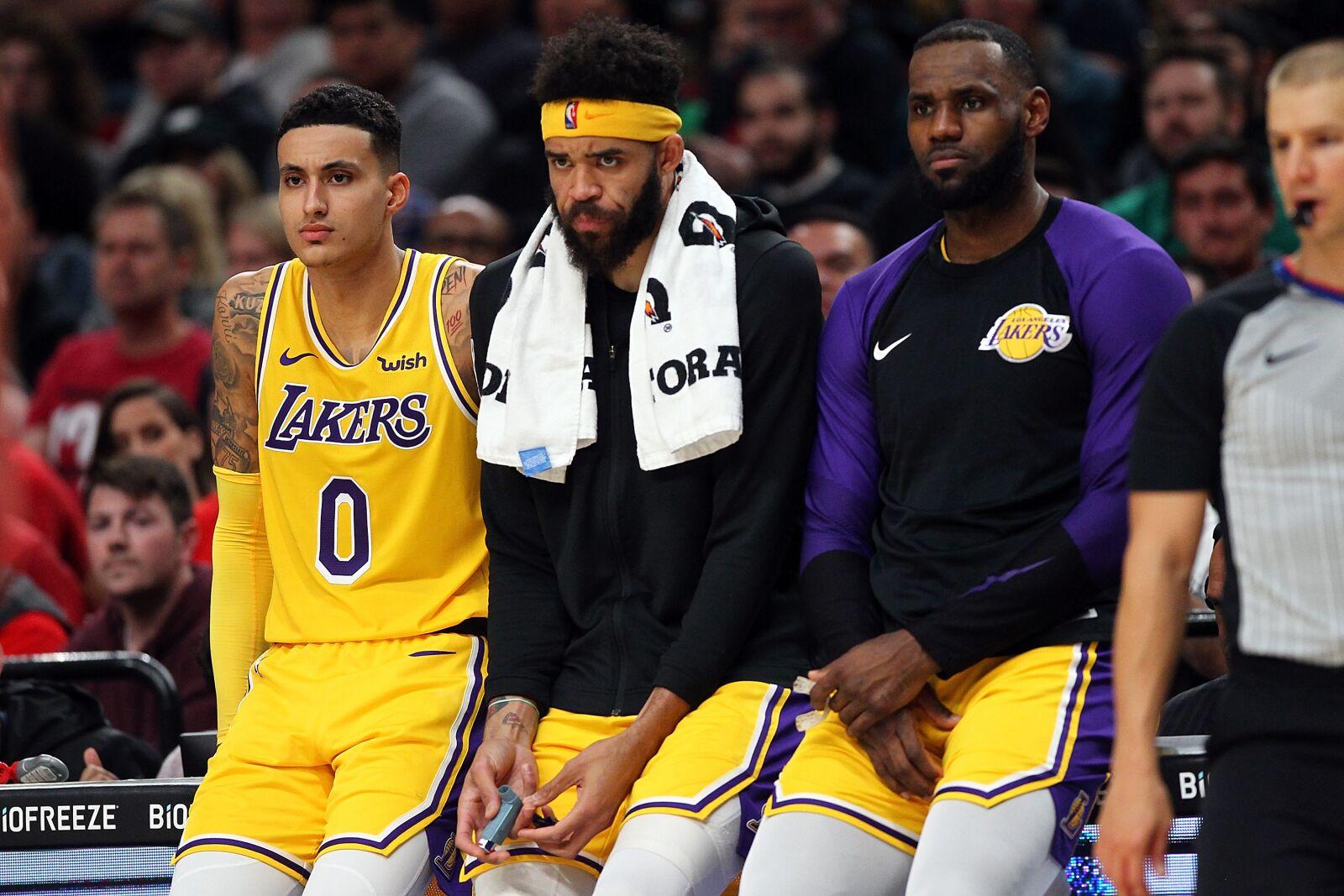 2019–20 Los Angeles Lakers season