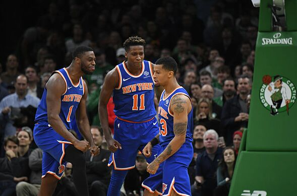 huge selection of 35751 fcd32 New York Knicks: 3 reasons to be thankful for the team