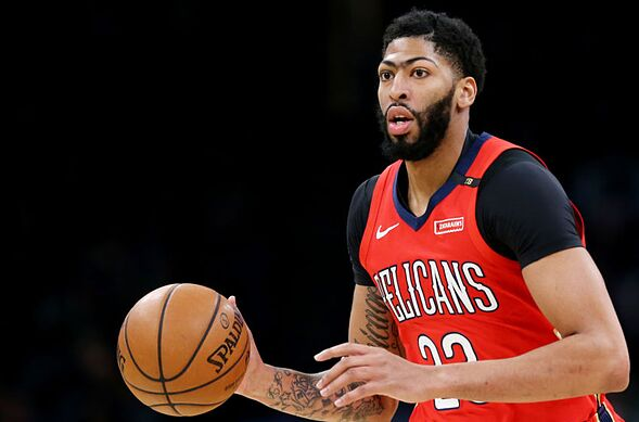 714e325e8e23 Los Angeles Lakers  3 potential trade proposals for Anthony Davis