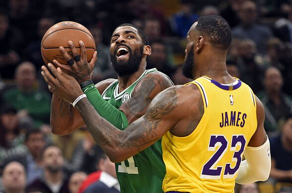 Los Angeles Lakers  Reasons why Kyrie Irving 59a31dc10