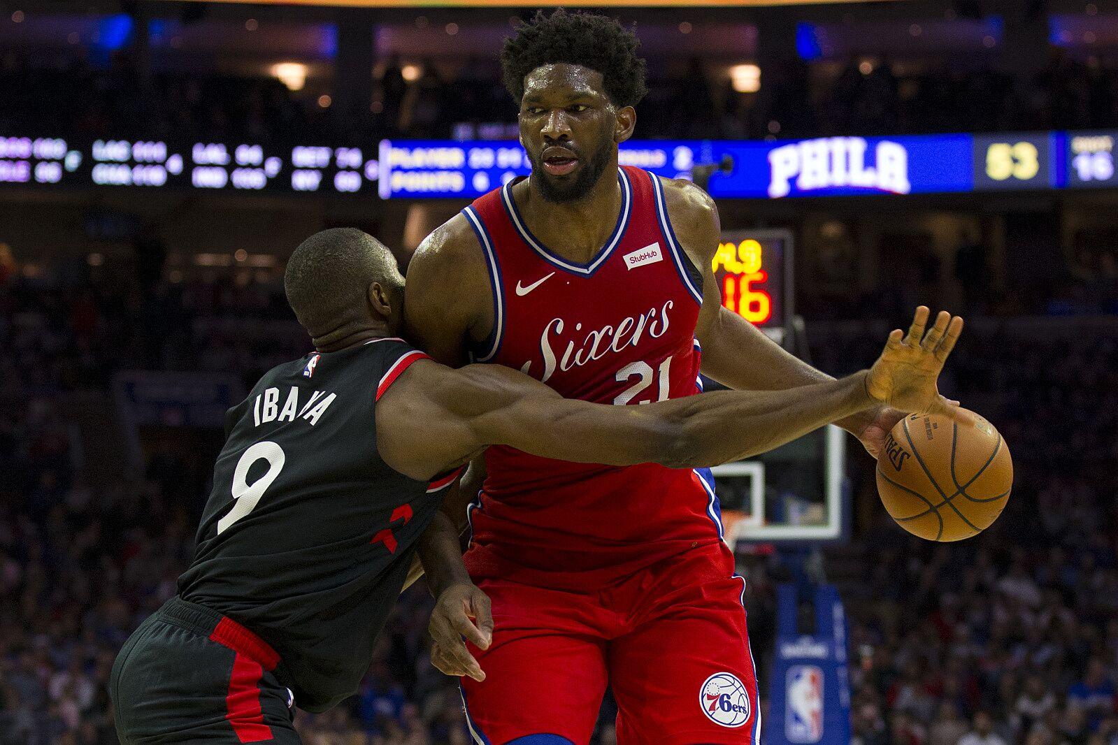 Philadelphia 76ers đại chiến Toronto Raptors ở vòng 2 NBA Playoffs: Đâu là những câu chuyện đáng chú ý nhất?