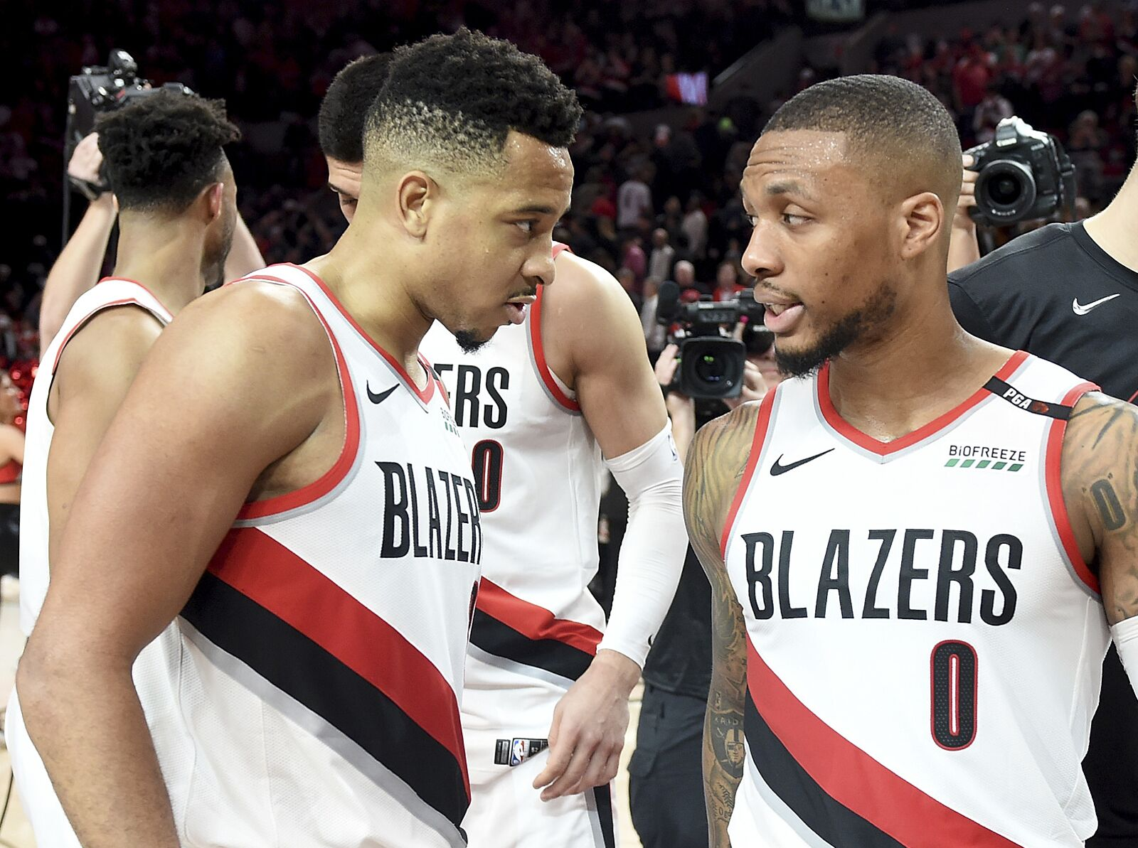 5d4ddf35050 Portland Trail Blazers  3 takeaways from Game 1 vs. Thunder