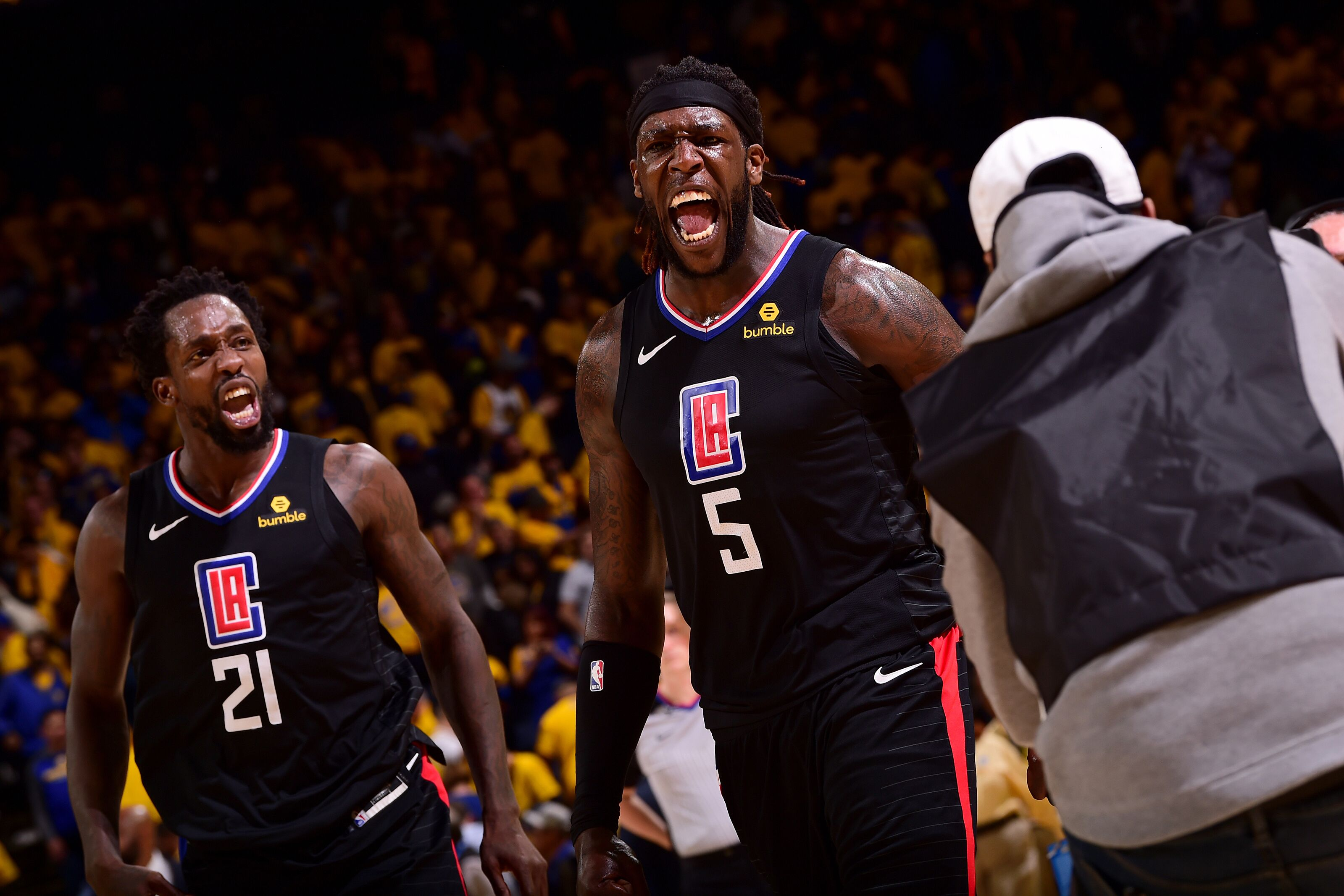 huge selection of 2e321 d1356 LA Clippers: Montrezl Harrell 2018-19 season review