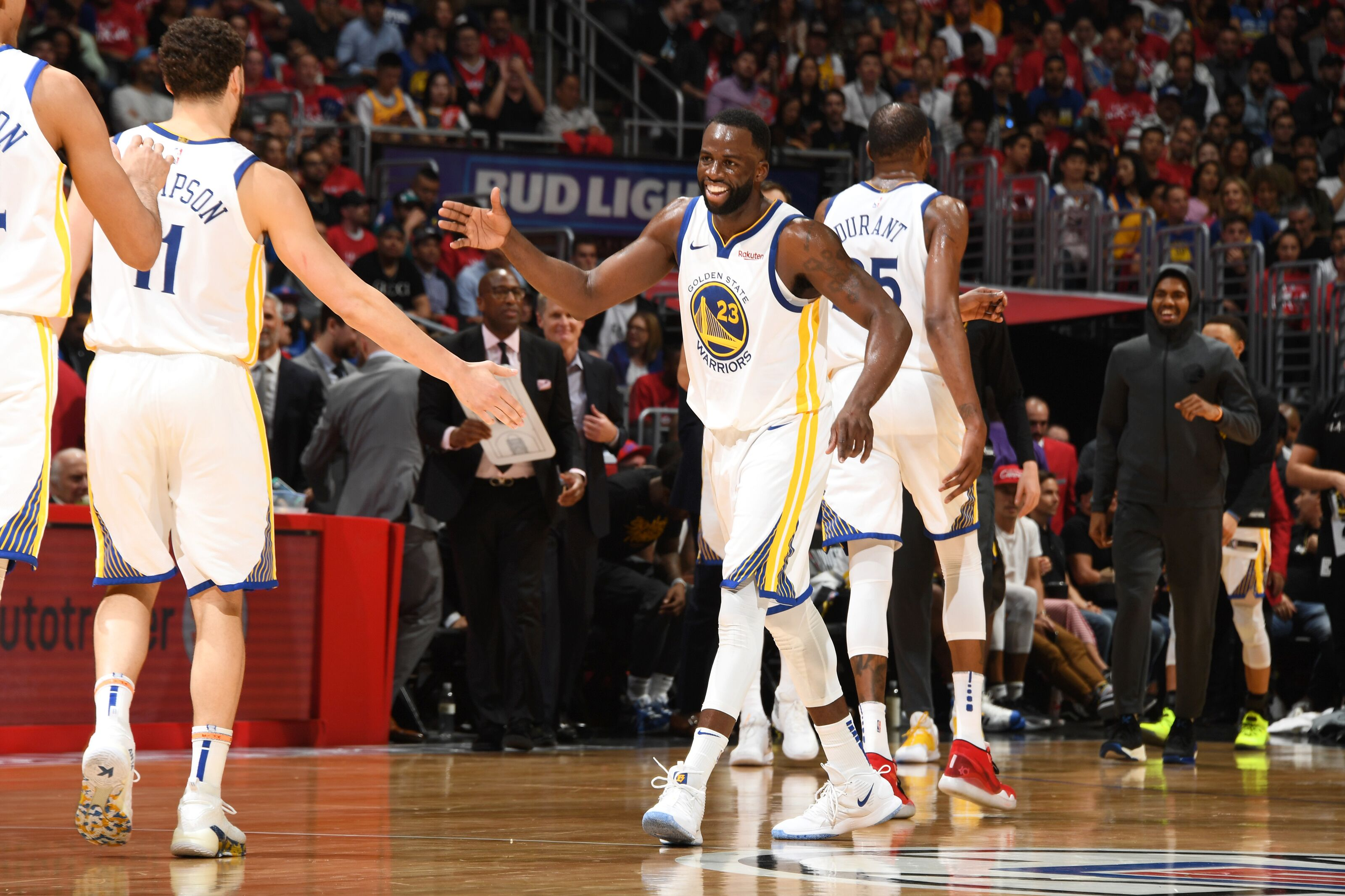 Golden State Warriors: 3 takeaways from Game 3 vs. Clippers