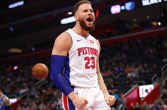 c61ebc1c8bd Detroit Pistons: 2018-19 player grades for Blake Griffin