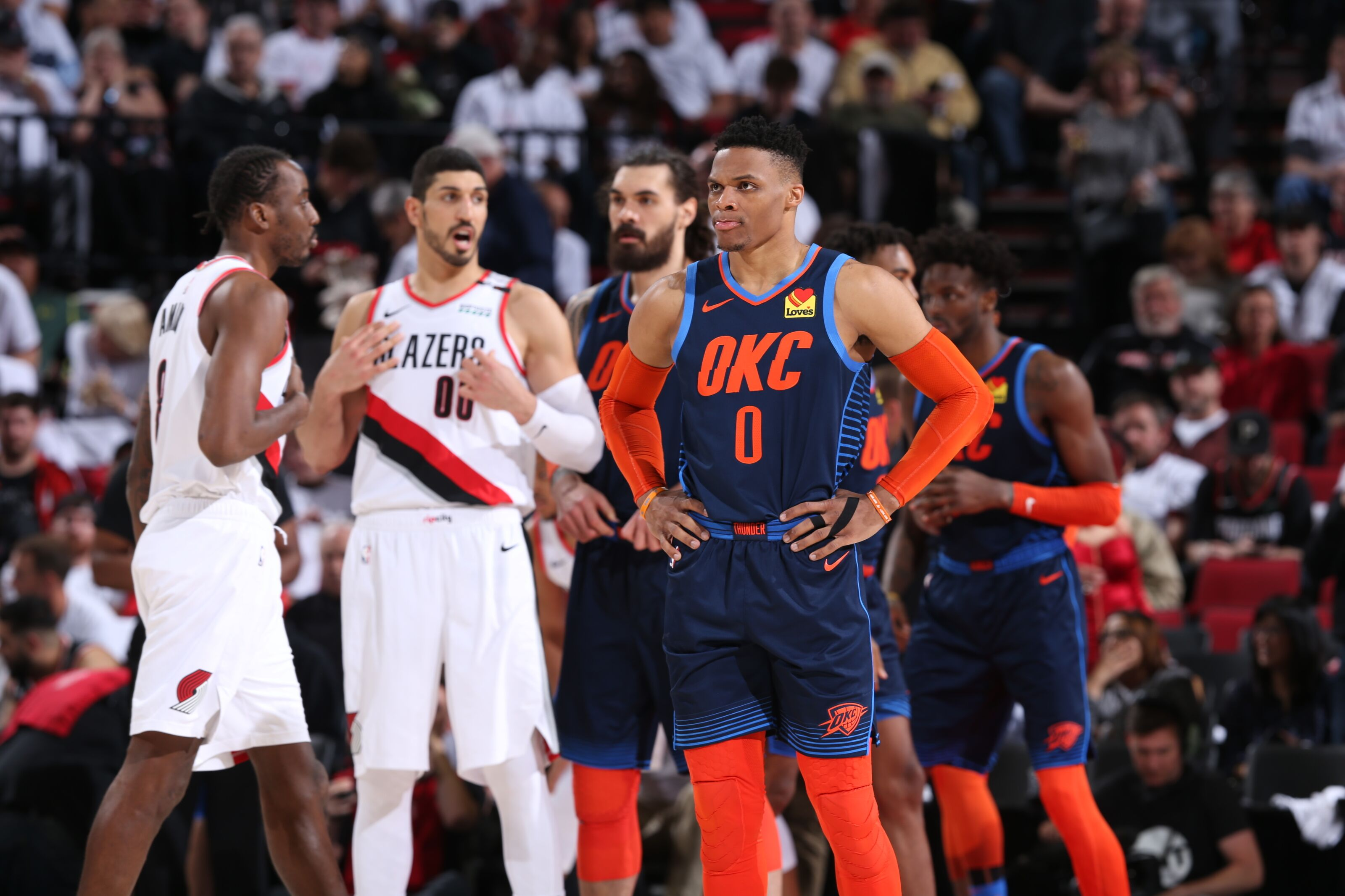 Oklahoma City Thunder: 2018-19 player grades for Russell Westbrook