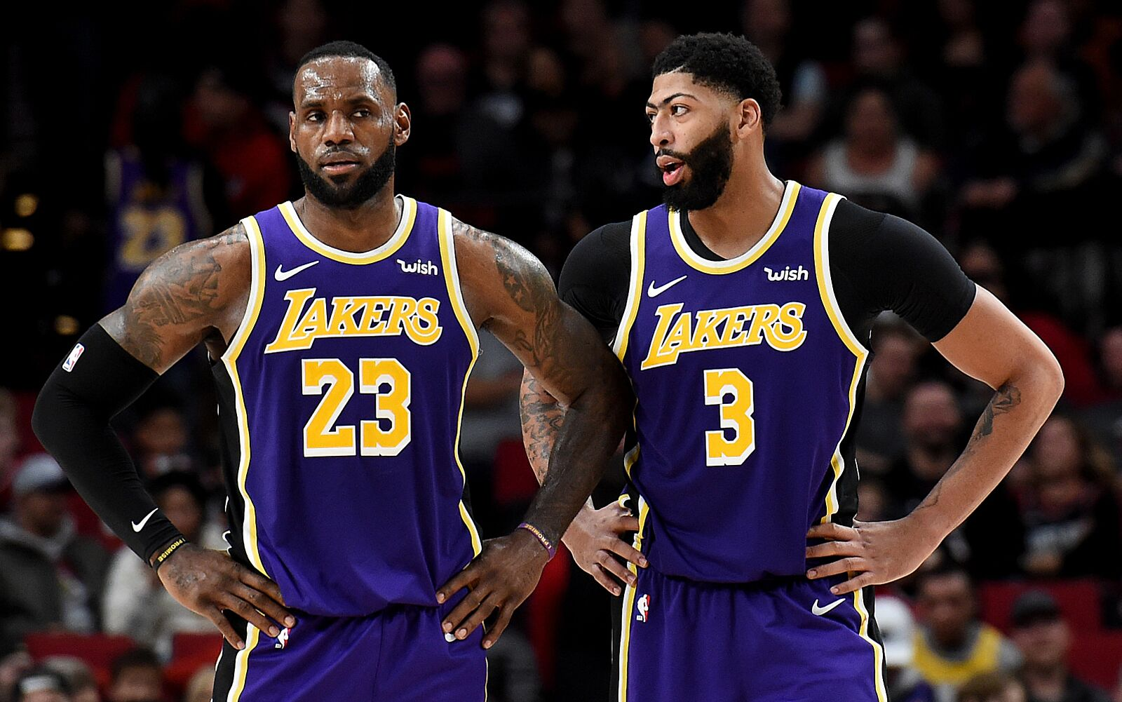 Los Angeles Lakers 5 Best Moments Of 2019