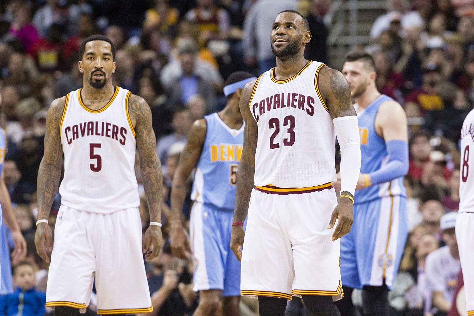 new style 078f2 d6ba9 Los Angeles Lakers: 3 former LeBron teammates to avoid in ...