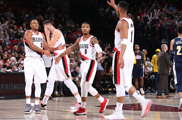 online store c9158 727c0 Portland Trail Blazers  3 bold predictions for 2018-19 NBA season