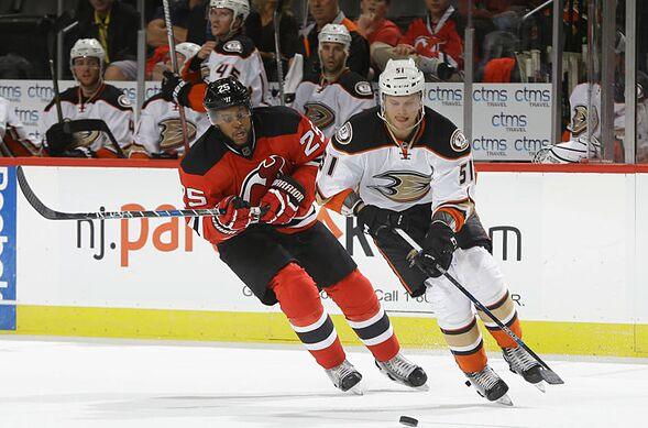 4c8713847e9 The Anaheim Ducks have started their annual prospect camp. It s a good time  to roll out our Top 10 prospects list. We start today by counting down  numbers ...