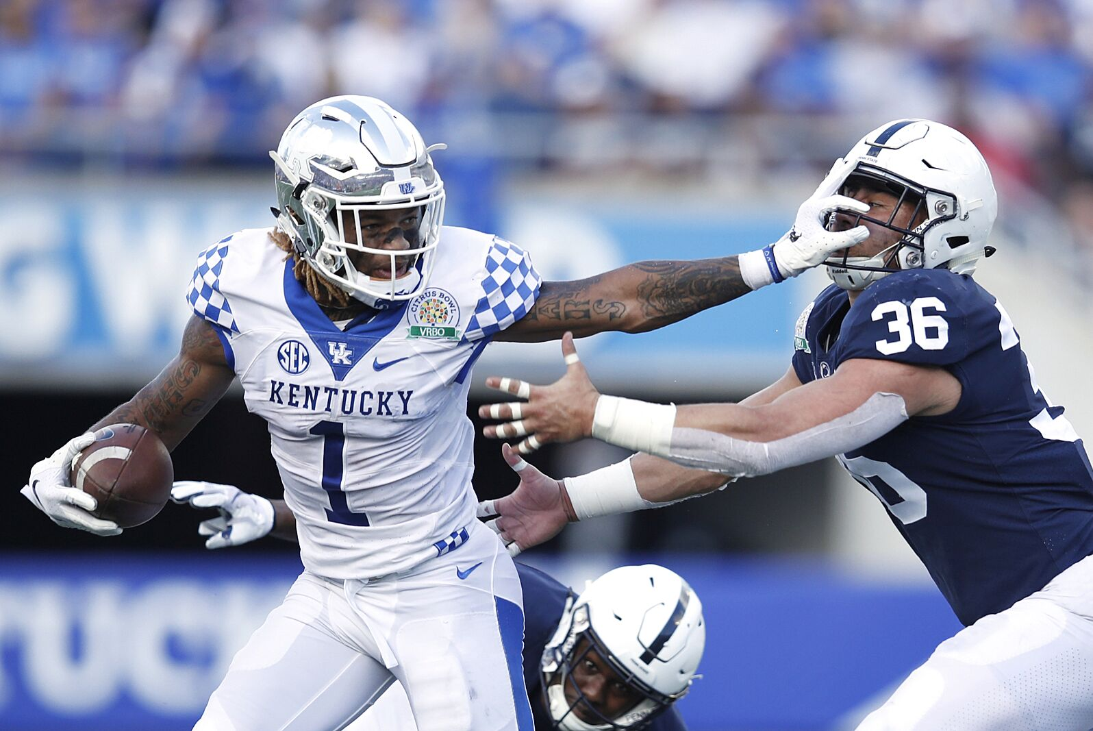 Kentucky Football Looks to Continue Success in 2019 after ...