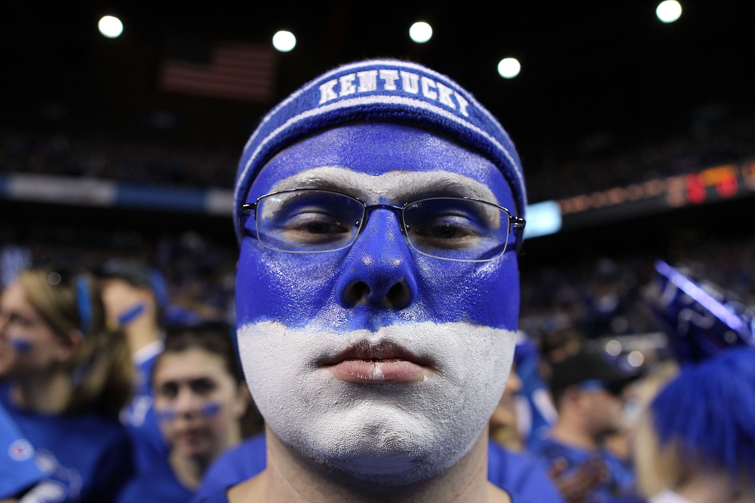 Rupp Arena Rafters Getting Painted Blue: Florida Welcomes Kentucky Basketball To The SEC Meat Grinder