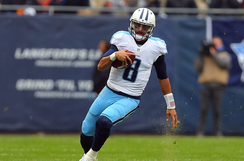 762b60b0 Tennessee Daily Briefing: Titans' Mariota Likely Out Until Training Camp
